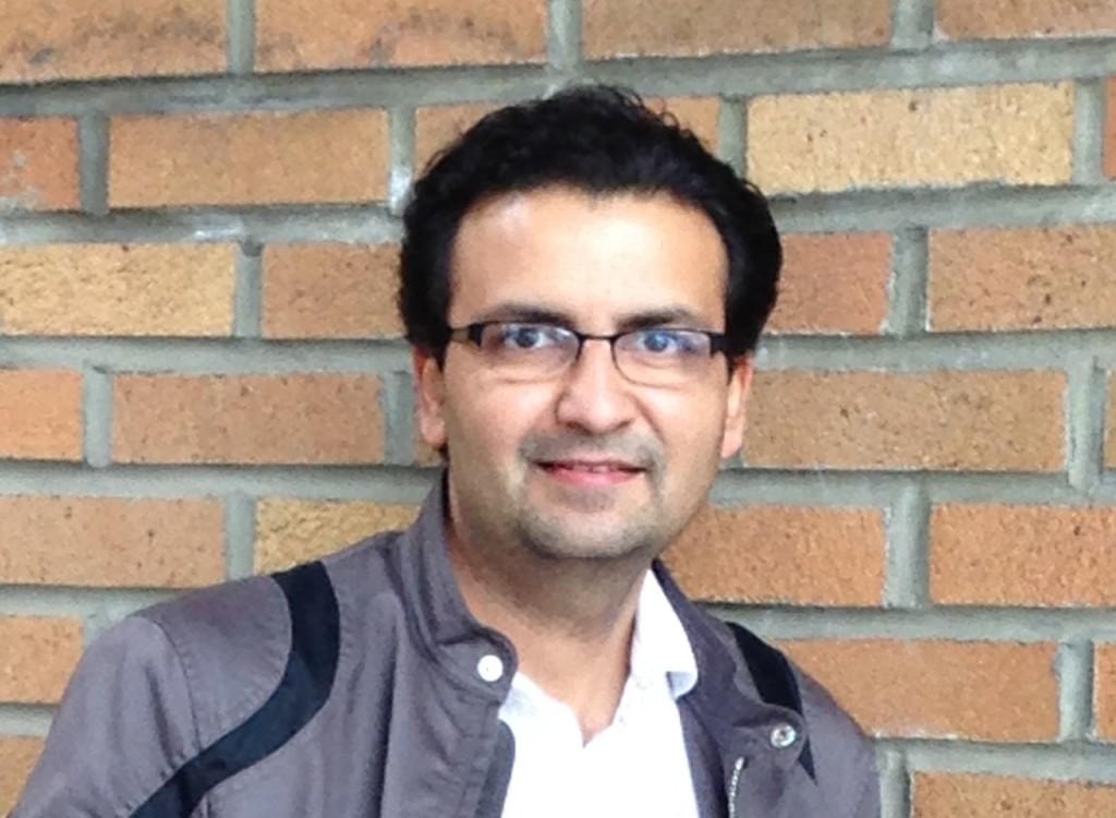 Sachin Chaundhry, WG'13