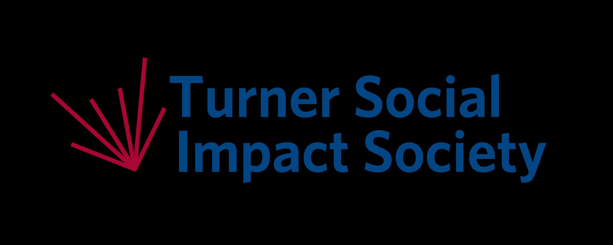 Turner Social Impact Society logo