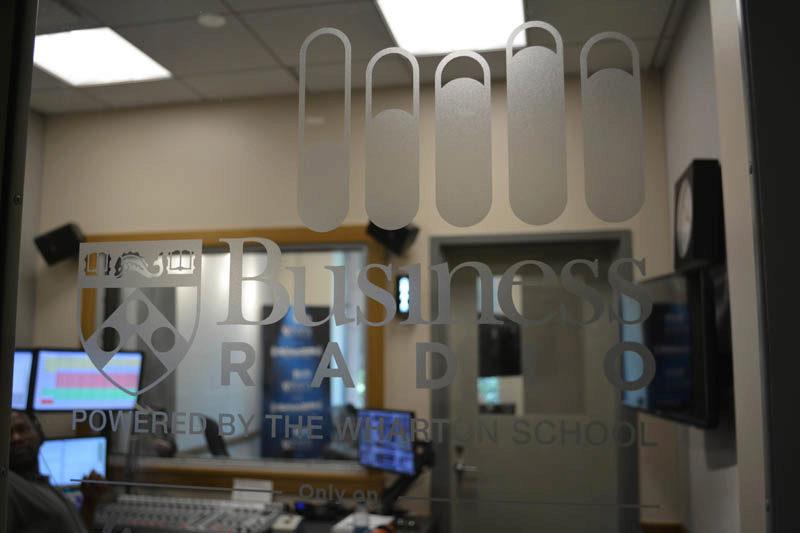 New SiriusXM studio