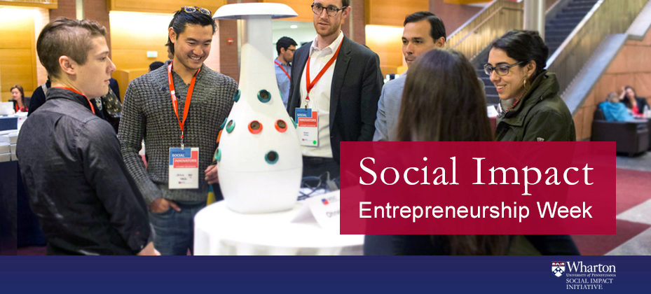 Impact Entrepreneurship Week 2