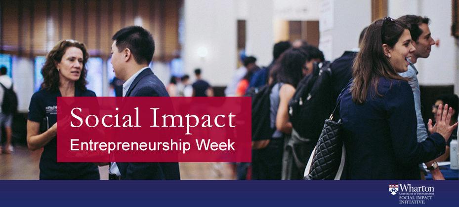 Impact Entrepreneurship Week 5