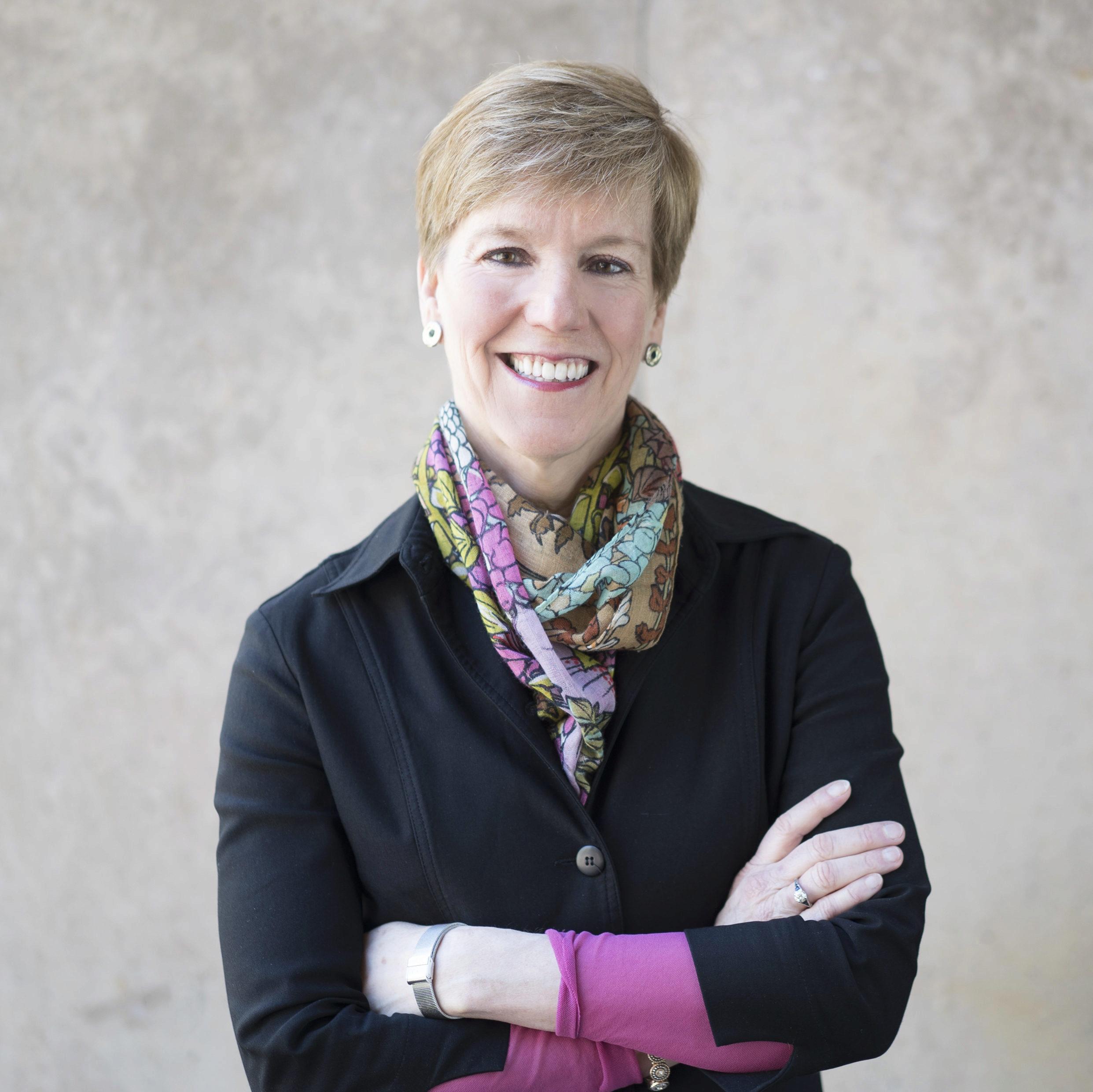 headshot of Vice Dean Katherine Klein