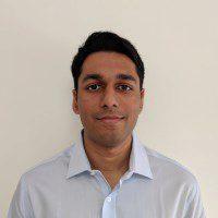 Siddharth Kumar Headshot